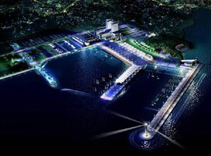 Qingdao International Marina