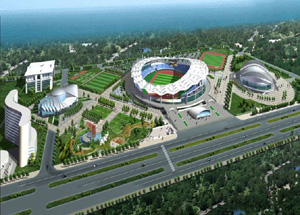 Olympic Sports Centre Stadium