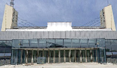 Olympic Sports Centre Gymnasium